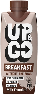 UP&GO Milk chocolate
