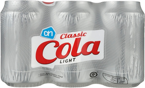 ALBERT HEIJN Cola light