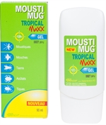 MOUSTIMUG Tropical maxx DEET 50% roller