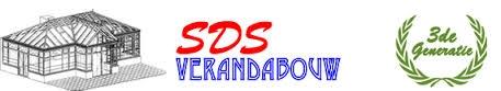 SDS VERANDABOUW logo