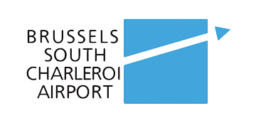 BRUSSEL SOUTH CHARLEROI AIRPORT logo