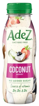 ADEZ Coconut apple red fruit