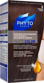 PHYTO Phytocolor, chestnut 4 | Colorations pour cheveux