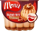 MONA Notenpudding met maple syrup saus 450ml