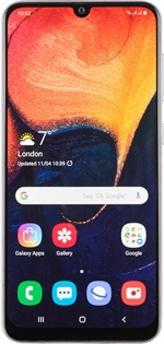 SAMSUNG GALAXY A50 (128 GB)