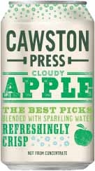 CAWSTON Cloudy apple