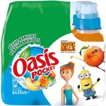 OASIS Pêche abricot