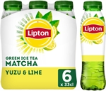 LIPTON Ice tea green matcha yuzu & lime