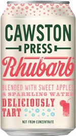 CAWSTON Rhubarb blended apple