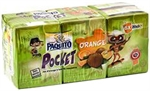 PAQUITO (INTERMARCHE) Pocket orange