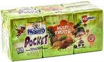PAQUITO (INTERMARCHE) Paquito pocket multifruits