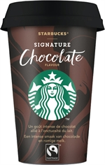 STARBUCKS Signature chocolate