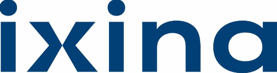 IXINA BELGIUM logo
