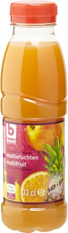 BONI SELECTION (COLRUYT) Jus multifruit