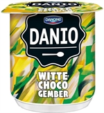 DANONE Danio special witte chocolade gember 450g