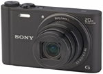 SONY CYBER-SHOT DSC-WX350 | Appareils photo: comparateur  - Test Achats