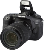 CANON EOS 90 D WITH EF-S 18-135 IS USM NANO | Appareil photo: comparateur  - Test Achats