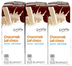 EVERYDAY (COLRUYT) Lait chocolaté demi-écrémé