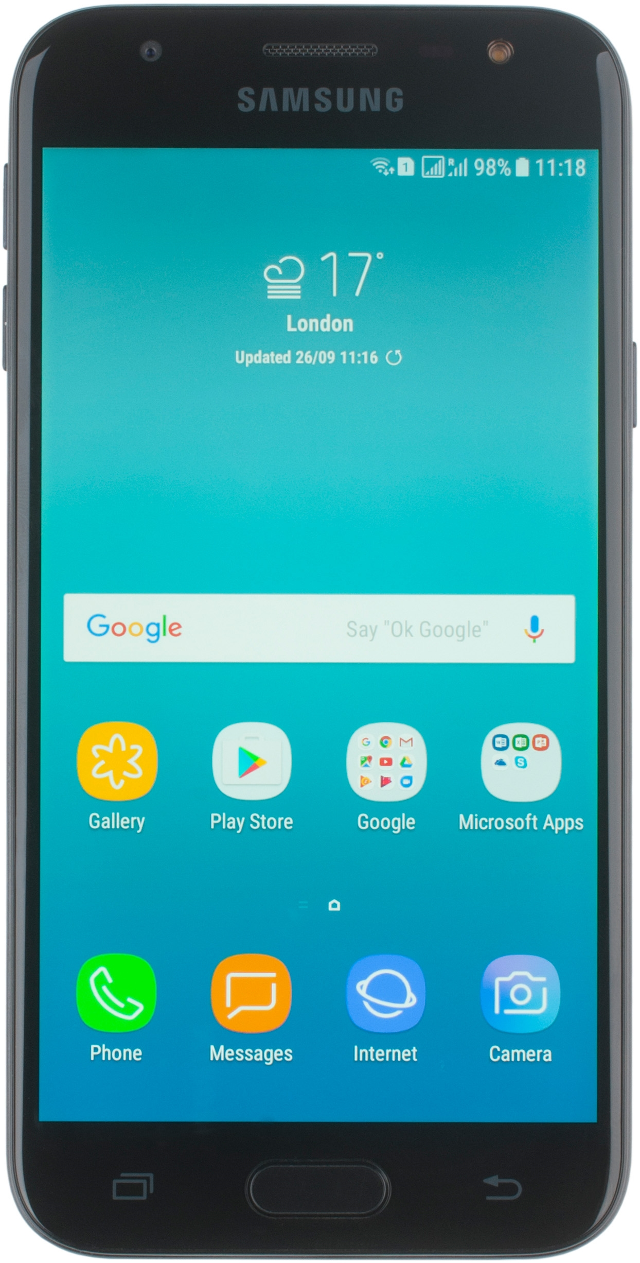 SAMSUNG Galaxy J3 2017 Dual Sim Test Complet Prix Specifications